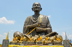 Luang Pho To statue Stock Images