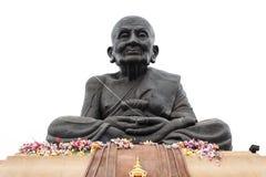 Luang Phor Tuad Statue, Wat Huai Mongkhon Stock Photography