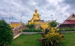 Luang Por Koon é o maior no mundo Fotografia de Stock Royalty Free
