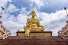 Luang Por Koon é o maior no mundo imagem de stock royalty free