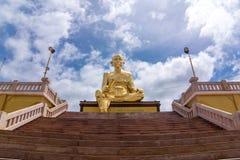 Luang Por Koon é o maior no mundo fotos de stock royalty free