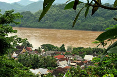 Luang prabang Royalty Free Stock Photos