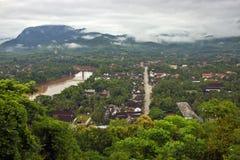 Luang Prabang Obrazy Royalty Free