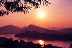 Luang Prabang Zdjęcie Royalty Free