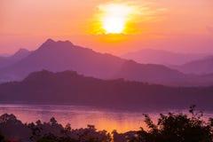 Luang Prabang Zdjęcia Royalty Free