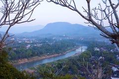 Luang Prabang Obraz Royalty Free