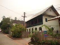 Luang Prabang city. Royalty Free Stock Photography