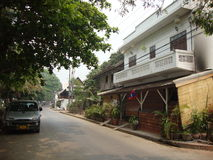 Luang Prabang city. Stock Image