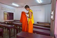 Luang Prabang, Laos Photo libre de droits