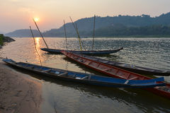 Luang Prabang, Laos Imagen de archivo