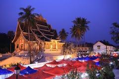 Luang Prabang, Laos Stockfoto