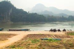 Luang Prabang, Laos Images stock
