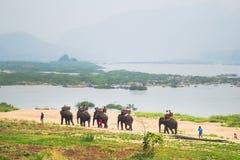 Luang Prabang, Laos royalty-vrije stock fotografie