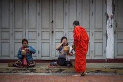 Luang Prabang, Laos Fotografie Stock