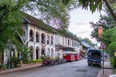 Luang Prabang, Laos Fotografía de archivo