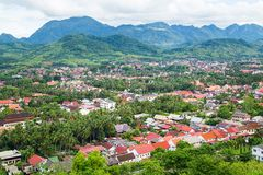 Luang Prabang, Laos Stock Photo