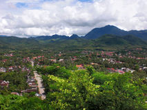 Luang Prabang in Laos Stock Images