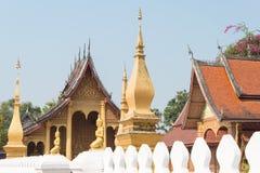 Luang Prabang Laos, Mar 05 2015, -: BEDNIA SENSOUKHARAM sławny Te Zdjęcia Royalty Free