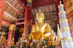 Luang Prabang Laos, Mar 05 2015, -: KADZIOWY PAK KHAN KHAMMUNGKHUN A Obraz Royalty Free
