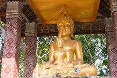 Luang Prabang Laos, Mar 05 2015, -: KADZIOWY PAK KHAN KHAMMUNGKHUN A Fotografia Royalty Free