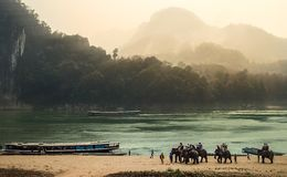 Luang Prabang stock photography