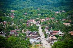 Luang Prabang miasteczko Zdjęcia Royalty Free