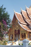 Luang Prabang National Museum Stock Photo