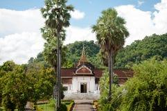 Luang Prabang Royal Palace muzeum Zdjęcia Stock