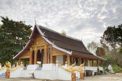 Luang prabang temples Royalty Free Stock Image