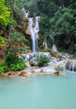 Luang Prabang Water Fall Laos Stock Photography