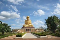 Luang Pu Thuat 库存图片