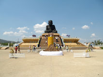Luang Pu Thuat Royalty Free Stock Images