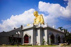 Luang PU Tim Stockfotos