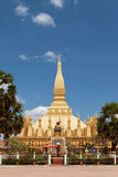 That Luang in Vientiane Royalty Free Stock Photo