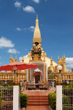 That Luang in Vientiane Royalty Free Stock Images