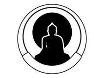 Luangpho litość Buddha Zdjęcia Royalty Free