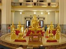 Luangpho Phuttha Sothon 免版税库存图片