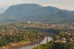 Luangprabang Στοκ φωτογραφίες με δικαίωμα ελεύθερης χρήσης