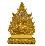 Luangpu zegen-Doctorandus in de letteren het standbeeld van Boedha Stock Foto's