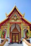 luangwat Royaltyfria Bilder