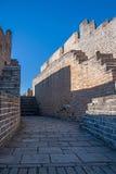 Luanping-Grafschaft, Chinesische Mauer Hebeis Jinshanling Stockfotografie