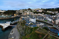 Luarca, Asturias, Spain Royalty Free Stock Images