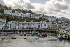 Luarca, north of Spain Royalty Free Stock Photo