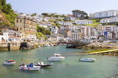 Luarca, Spain Stock Photo