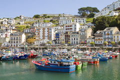 Luarca, Spain Royalty Free Stock Photos