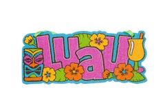 luau Imagen de archivo libre de regalías