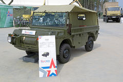The LuAZ-967 car Stock Photo