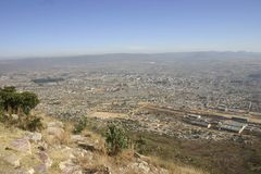Lubango, Angola Stock Photo