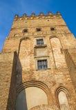 Lubarts Schloss, 14. Jahrhundert, Ukraine Stockfotografie