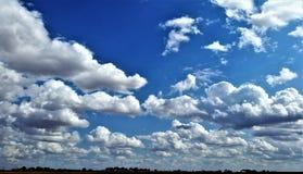 Lubbock niebo obraz stock